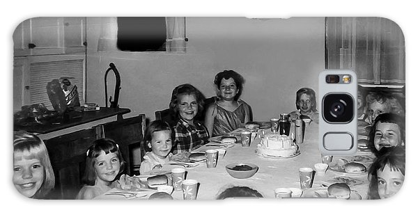 Birthday Party Table Grove Illinois 1957 Galaxy Case
