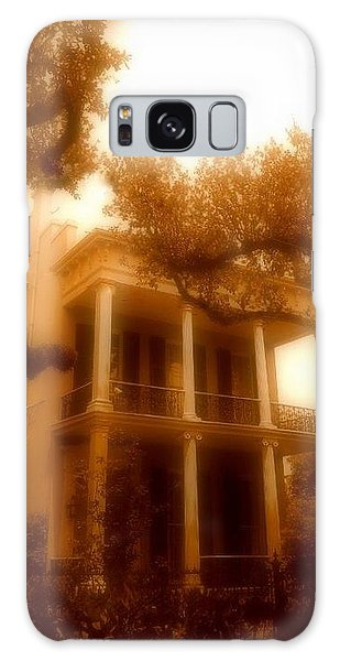 Birthplace Of A Vampire In New Orleans, Louisiana Galaxy Case by Michael Hoard