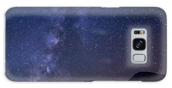 Bishop At Night Galaxy Case
