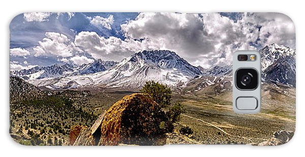 Bishop California Galaxy Case