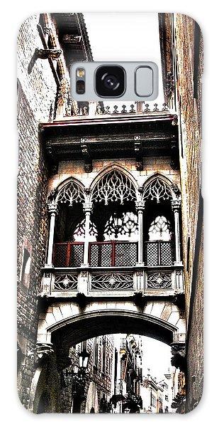 Bishop's Street - Barcelona Galaxy Case
