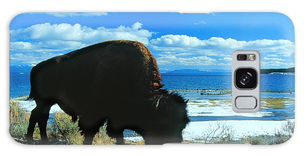 Bison Yellowstone Galaxy Case