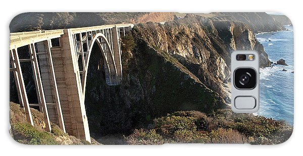 Bixby Bridge Afternoon Galaxy Case