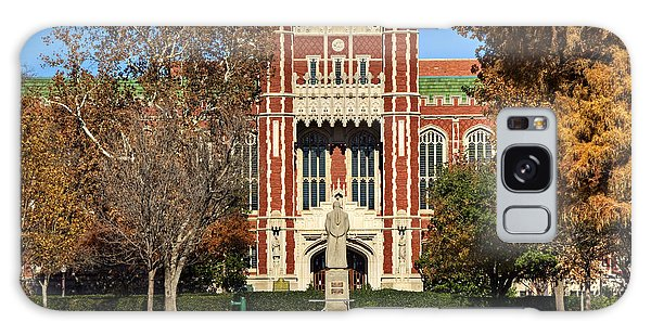 Bizzell Memorial Library Galaxy Case