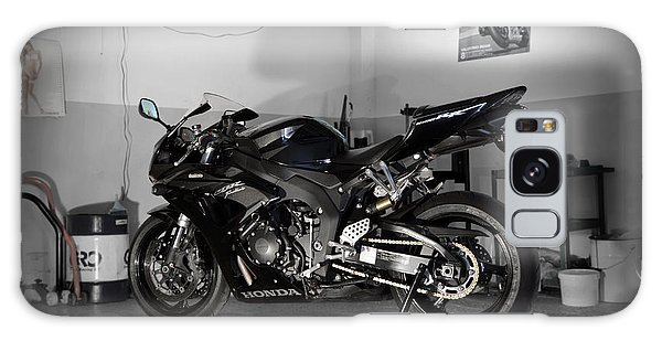 Black 2007 Honda Cbr1000rr Galaxy Case
