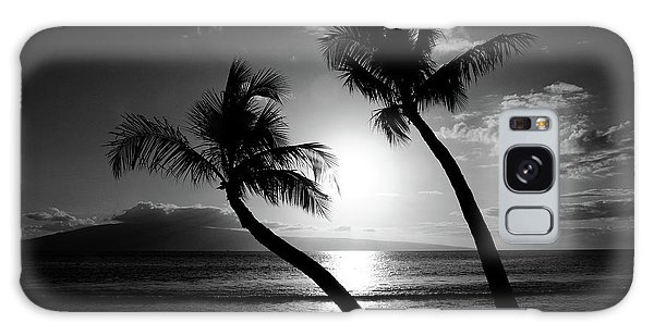 Black And White Tropical Galaxy Case by Pierre Leclerc Photography