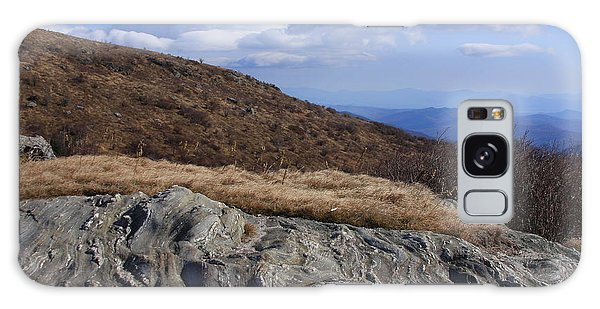 Black Balsam Knob-north Carolina Galaxy Case by Mountains to the Sea Photo
