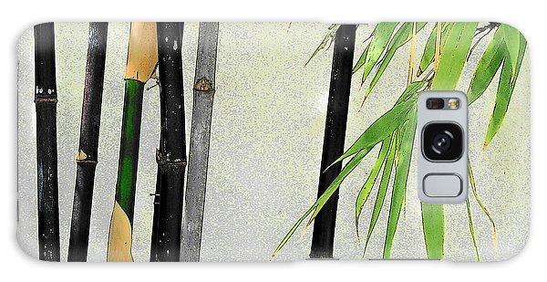 Black Bamboo Sarasota IIi Galaxy Case