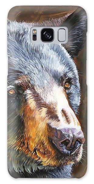 Black Bear The Messenger Galaxy Case