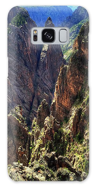 Black Canyon Of The Gunnison National Park I Galaxy Case