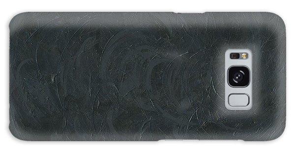 Black Color Of Energy Galaxy Case