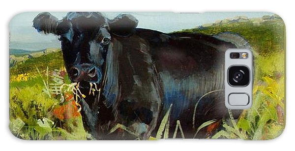 Black Cow Dartmoor Galaxy Case