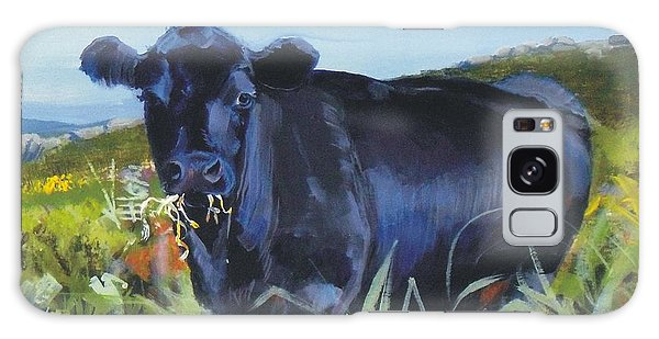Cows Dartmoor Galaxy Case