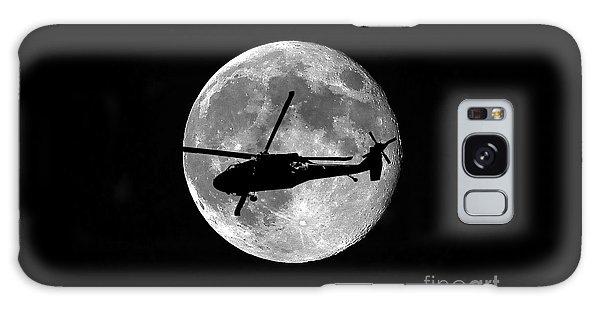 Black Hawk Moon Galaxy Case by Al Powell Photography USA