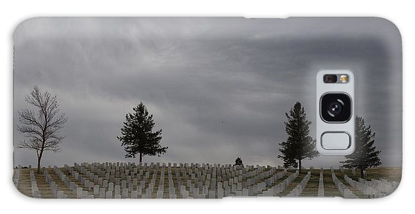 Black Hills Cemetery Galaxy Case