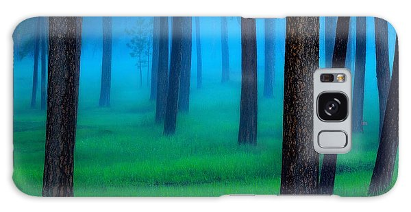 Background Galaxy Case - The Black Hills Forest by Kadek Susanto
