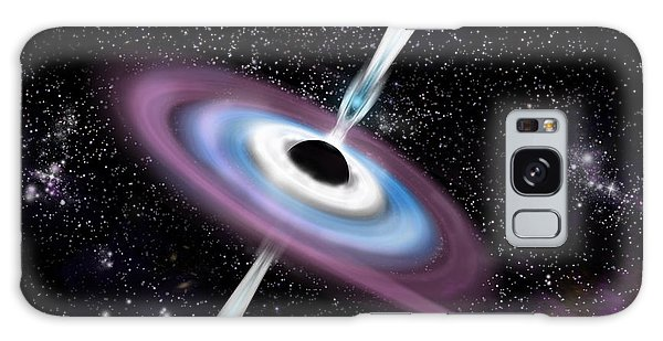 Black Hole 1a Galaxy Case