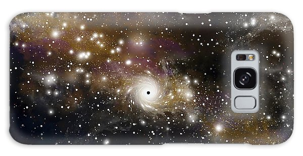 Black Hole No.4 Galaxy Case