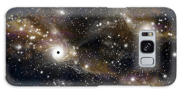 Black Hole No.5 Galaxy Case