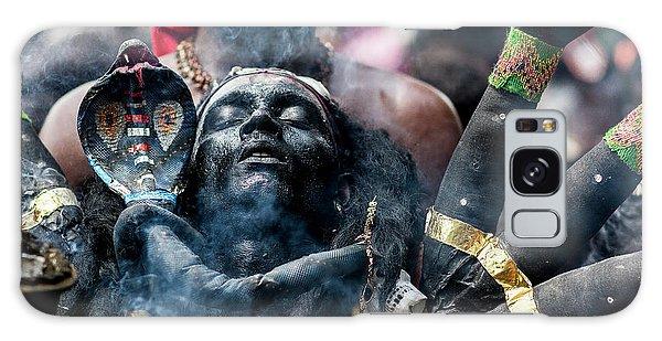 Cobra Galaxy Case - Black Kaali by Elangovan Subramanian