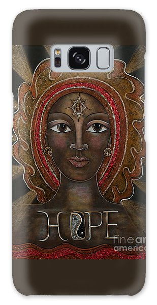 Black Madonna - Hope Galaxy Case