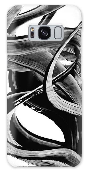 Black Magic 314 By Sharon Cummings Galaxy Case
