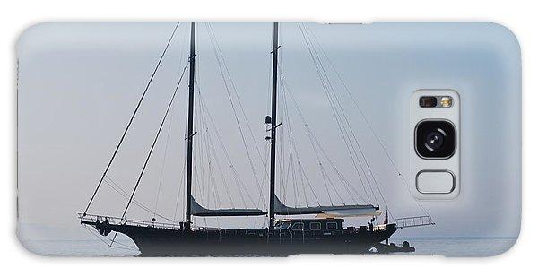 Black Ship 1 Galaxy Case