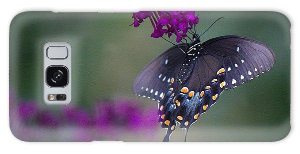 Black Swallowtail Galaxy Case