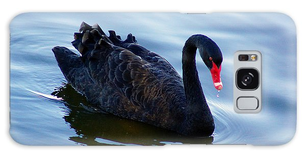 Black Swan Galaxy Case