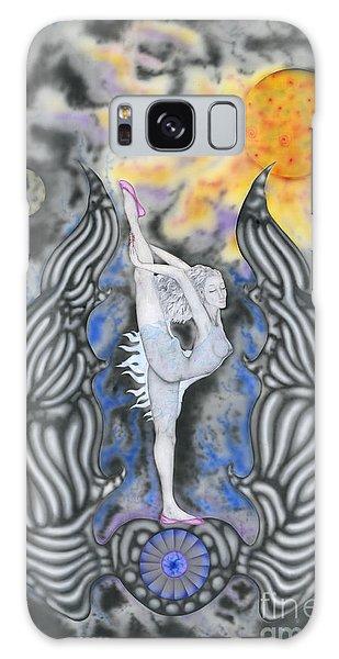 Black Swan Galaxy Case by Kenneth Clarke