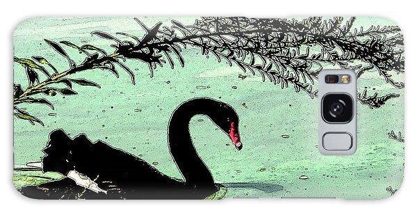 Black Swan2 Galaxy Case