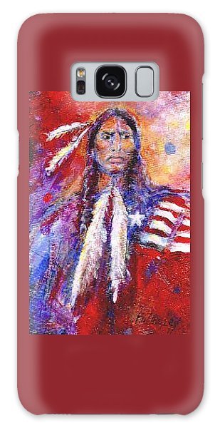 Blackfeet Galaxy Case