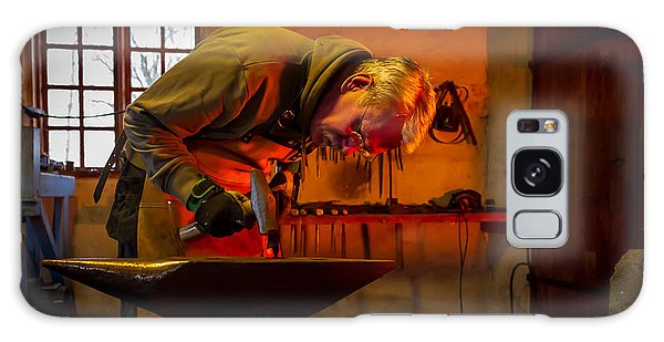 Blacksmith In Torresta Galaxy Case