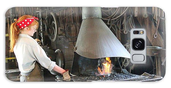 Blacksmith Galaxy Case