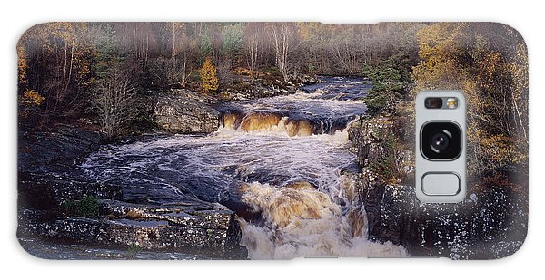 Blackwater Falls - Scotland Galaxy Case