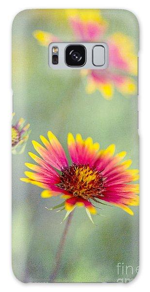 Blanket Flowers Galaxy Case