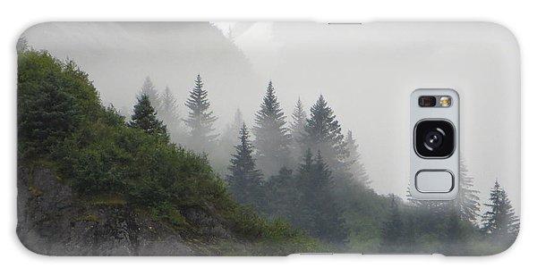 Blanket Of Fog Galaxy Case