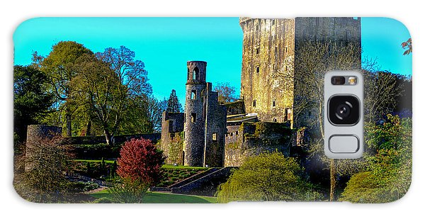 Blarney Castle - Ireland Galaxy Case