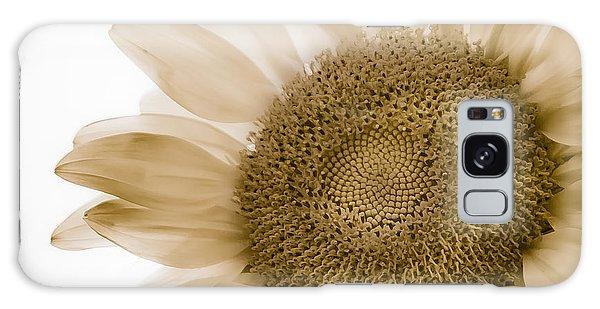 Bleached Sunflower Galaxy Case