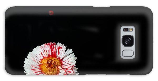 Bleeding Flower Galaxy Case