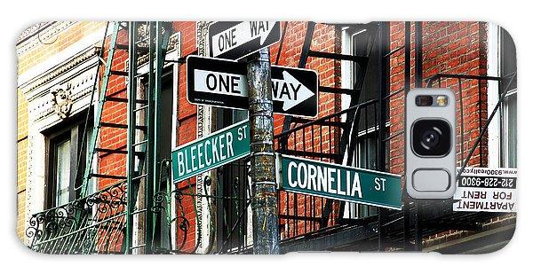 Bleeker And Cornelia Galaxy Case