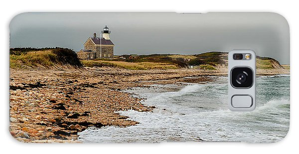Block Island North Lighthouse  Galaxy Case