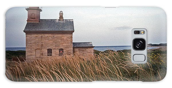 Block Island North West Lighthouse Galaxy Case