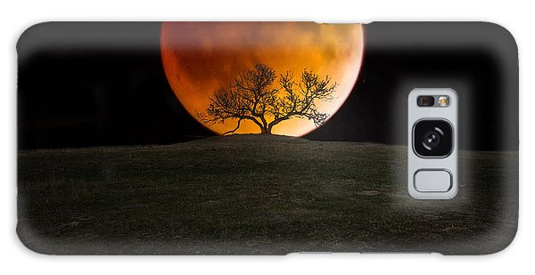 Blood Moon Galaxy Case by Aaron J Groen