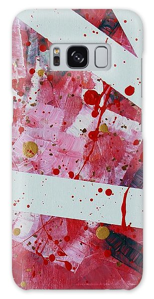 Blood On The Leaves Galaxy Case