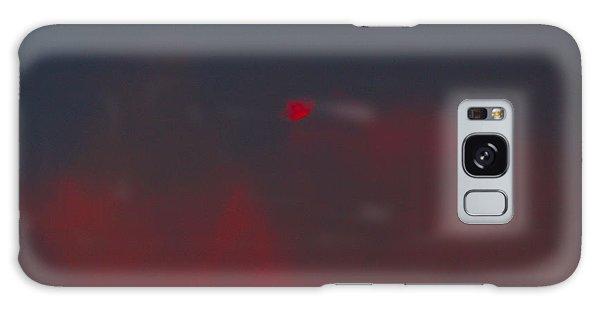 Blood Sun Galaxy Case