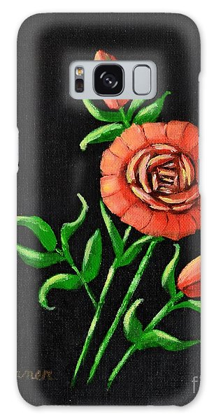 Blooming Buds Galaxy Case
