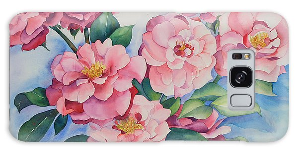 Blooming Grace Galaxy Case