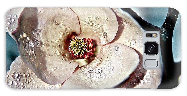 Blooming Magnolia Galaxy Case