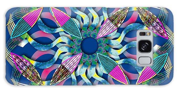 Blooming Mandala 6 Galaxy Case